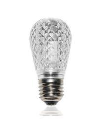 S14 SMD LED Retrofit Bulb - Cool White - Minleon - Bag of 10