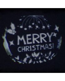 Merry Christmas - Laser Light Show