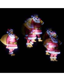 Santa w/6 Options - Laser Light Show