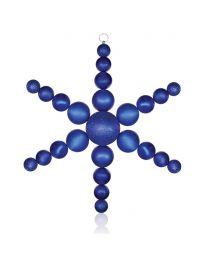 "31"" Starflake, Blue"