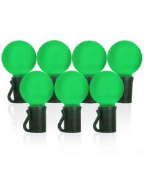 26 Light Green G30 LED Christmas Lights