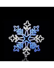 "24"" Aspen Snowflake"