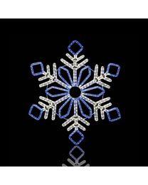"36"" Winter Snowflake"