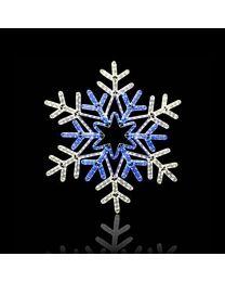 "36"" Vale Snowflake"