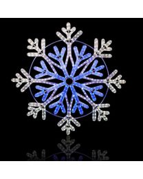 "48"" Frost Snowflake"