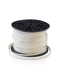 18/2 SPT 1 Zip Cord, White, 250'