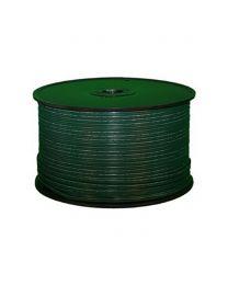 18/2 SPT 2 Zip Cord, Green, 1000'