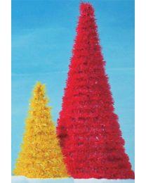 12' Full Round Spiral LED Fantasy Tree