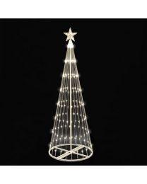 4' LED Light Show Tree-Warm White