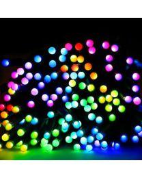 """Twinkly Pro - RGB Capsule - 200 Lights - 4"""" Spacing"""