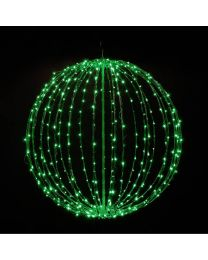 "32"" Foldable Sphere - Green - Consumer Grade"