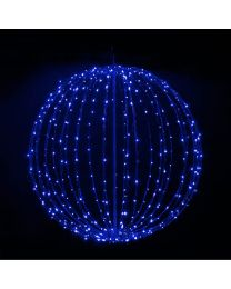 "32"" Foldable Sphere - Blue - Consumer Grade"