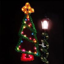 5' Diagonal Tree, LED