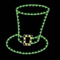 5' Hat, LED