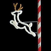 5' Reindeer, LED