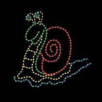8 1/2' Snail, LED