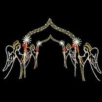 12' x 20' Angels with Arch