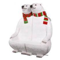 5.5' Polar Bear Bench
