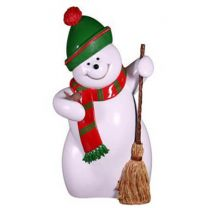 5.25' Snowman
