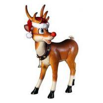 3.75' Standing Reindeer