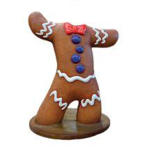 4.5' Gingerbread Photo Op