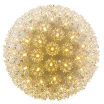 "Pro Christmas™ 10"" Twinkle Sphere - 150L - Warm White"