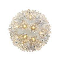 "Pro Christmas™ 6"" Twinkle Sphere - 50L - Warm White"