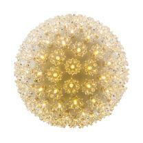 "Pro Christmas™ 7.5"" Twinkle Sphere - 100L - Warm White"