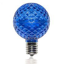 G50 SMD LED Retrofit Bulb - Blue - C9 Base - Pro Christmas™ - Bag of 10