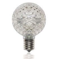 G50 SMD LED Retrofit Bulb - Cool White - C9 Base - Pro Christmas™ - Bag of 10