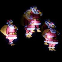 Santa w/6 Options - Laser Light Show