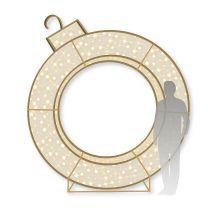 10' 3D LED Ring -  Warm White