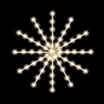 """Snowburst 24"""", 38 Bulbs, LED"""