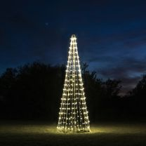 15' Tree of Lights - Multiple Color Options