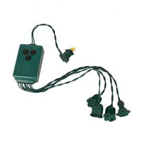 4 Channel Light String Control for Pro Christmas Light Sets