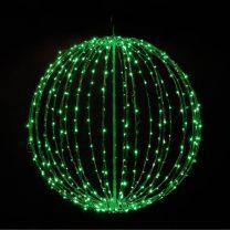 """32"""" Foldable Sphere - Green - Consumer Grade"""
