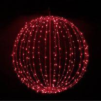 "32"" Foldable Sphere - Red - Consumer Grade"