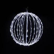 """20"""" Foldable Sphere - Cool White - Consumer Grade"""