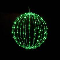 """20"""" Foldable Sphere - Green - Consumer Grade"""