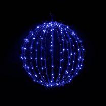 """20"""" Foldable Sphere - Blue - Consumer Grade"""