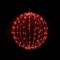 "20"" Foldable Sphere - Red - Consumer Grade"