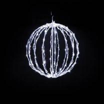 """16"""" Foldable Sphere - Cool White - Consumer Grade"""
