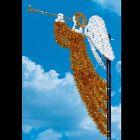 12' Herald Angel, LED