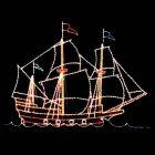 21' x 28' Galleon, LED
