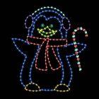 6' Penguin Son, LED