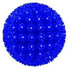 """Pro Christmas™ 10"""" Sphere - 150L - Blue"""