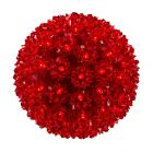 """Pro Christmas™ 7.5"""" Sphere - 100L - Red"""
