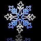 "48"" Aspen Snowflake"