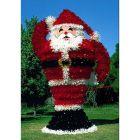 9' Happy Santa 1-14377-000