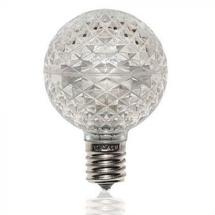 G50 Led Retrofit Bulb Cool White C9 Base Pro Christmas